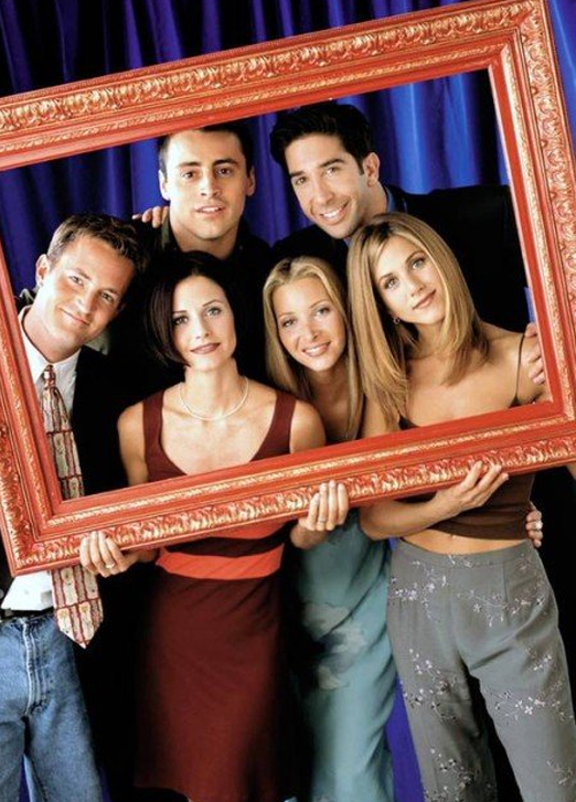 Festival 25 anos - Friends