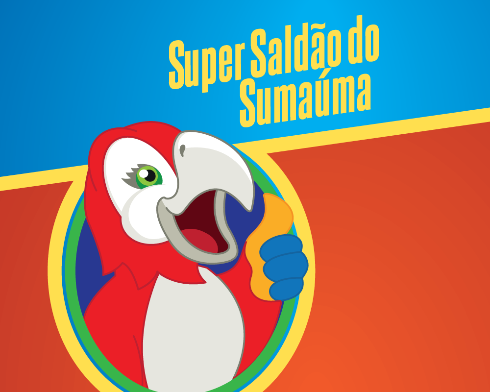 SUPER SALDÃO DO SUMAÚMA