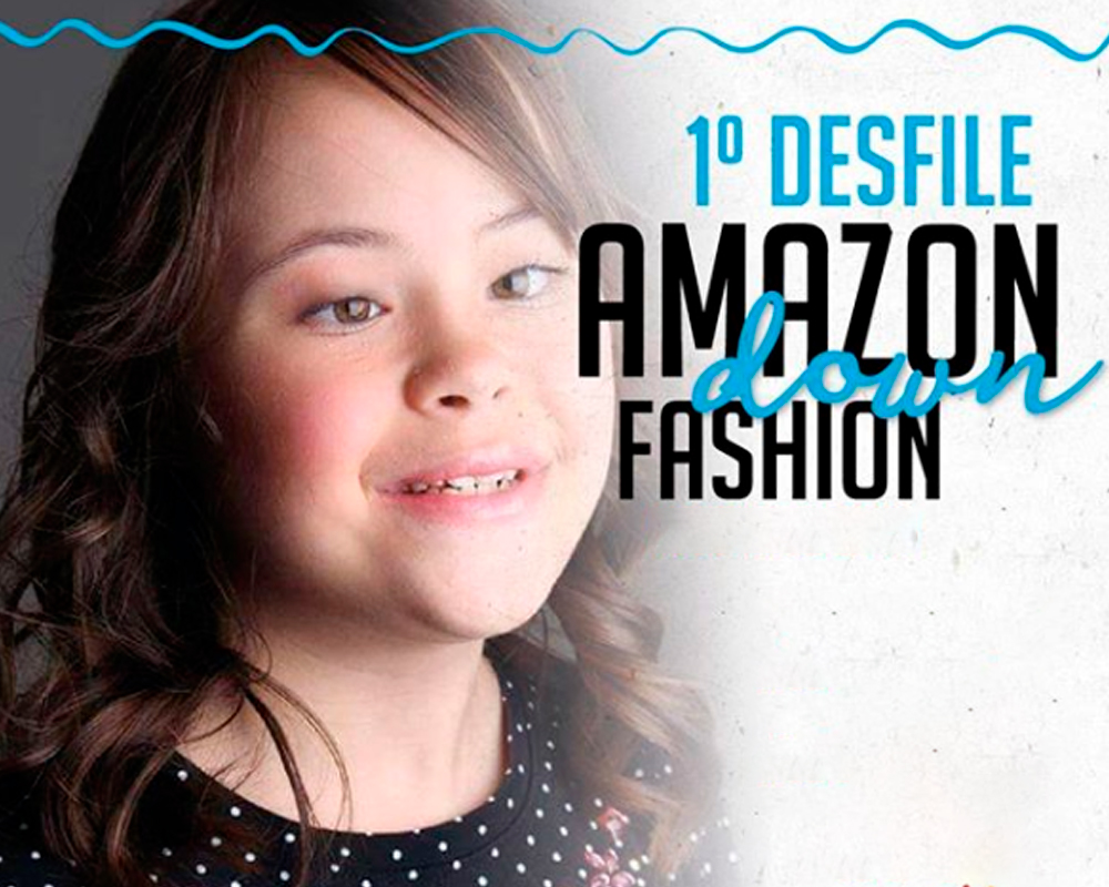 1º DESFILE AMAZON FASHION DOWN