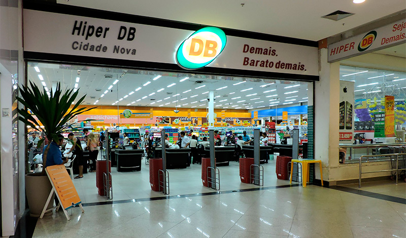 Sumaúma Park Shopping