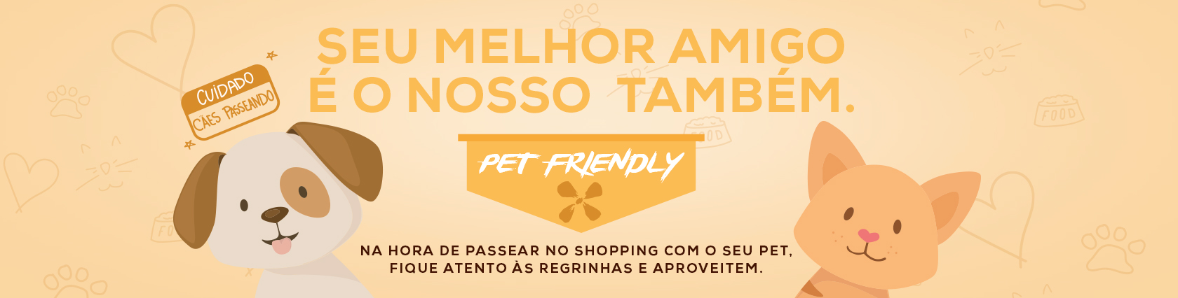 Regrinhas Pet Friendly