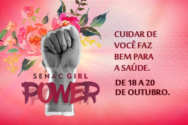 SENAC GIRL POWER