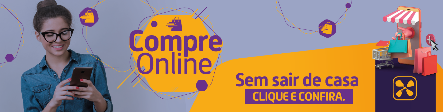 COMPRE ON-LINE 2021