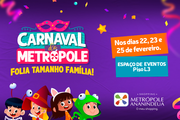 Carnaval do Metrópole 2020