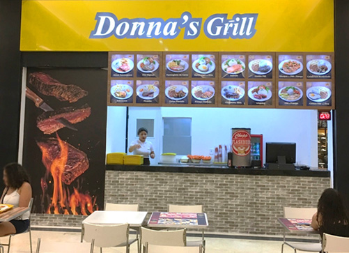 Donna's Grill